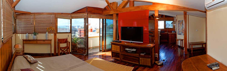 Appart hotel : le loft du Palm Hôtel à Tananarive